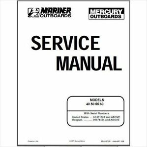 225 Mercury Outboard Wiring Diagram