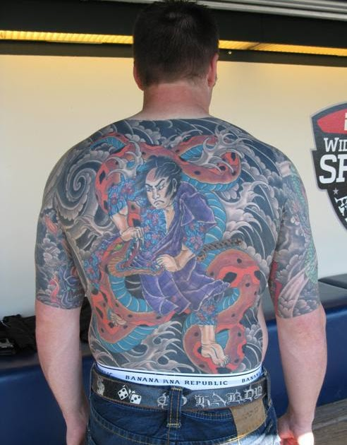 Eric Hinske Tattoo : hinske, tattoo, Ghostrunner, First:, Defense, Hinske