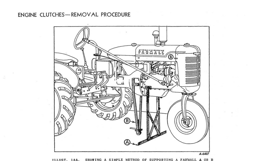 [DIAGRAM] 1949 Farmall Super C Wiring Diagram FULL Version