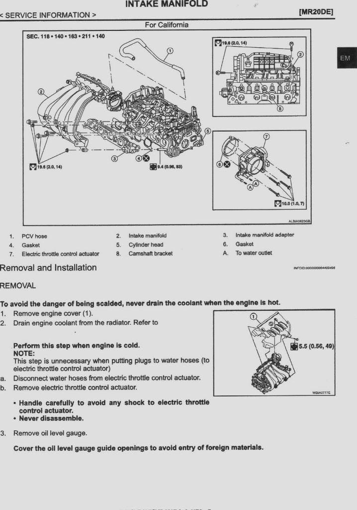 Wiring Manual PDF: 01 Nissan Sentra Wiring Diagram