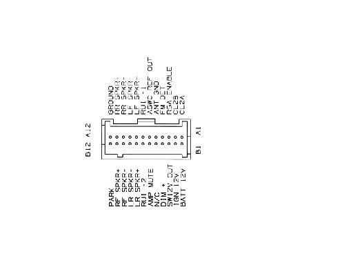 Wiring Diagram For A Delco Car Radio