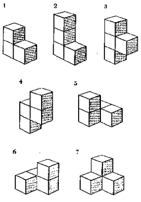 MillerMakers: Soma Cubes