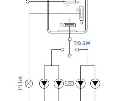 3 Prong Flasher Wiring Diagram