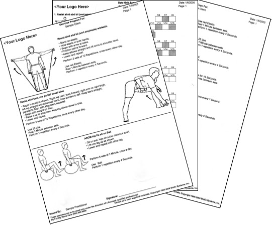 Physical Therapy Home Exercise Programs