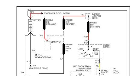 96 S10 Wiring Diagram : Chevy S10 Wiring Schematic