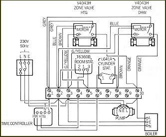 basic electrical wiring: Honeywell Th5110d1006honeywell