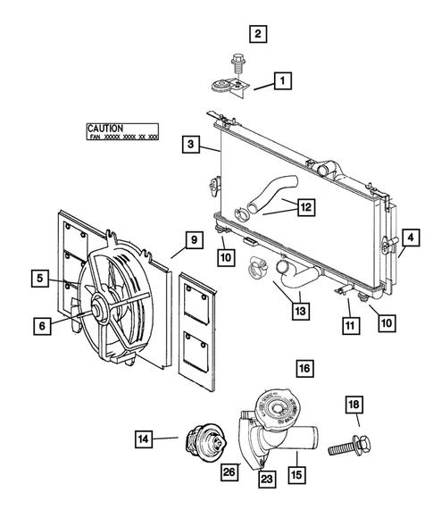 2004 Dodge Neon Rear Suspension Diagram : How Do I