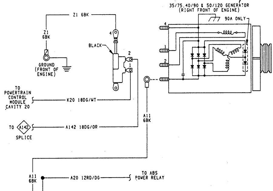 94 Dodge Ram 1500 Radio Wiring Diagram : 98 DODGE RAM