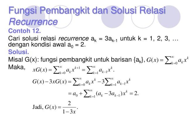 Contoh Makalah Matematika Diskrit Matriks Relasi Dan Fungsi