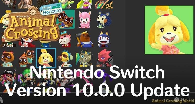 nintendo switch profile icons names