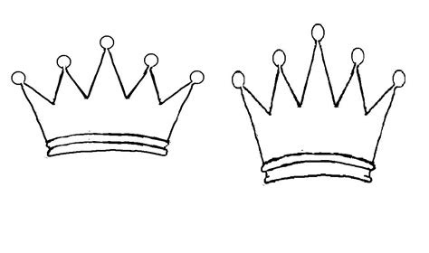 Malvorlage Prinzessin Krone - Kostenlose Malvorlagen Ideen