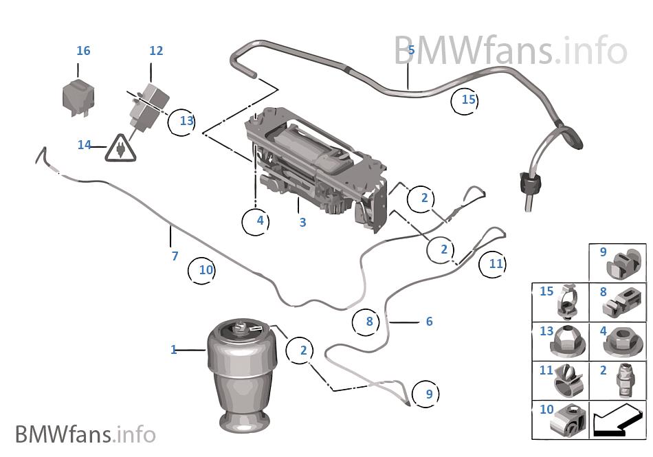 Bmw F11 Sicherungskasten Hinten