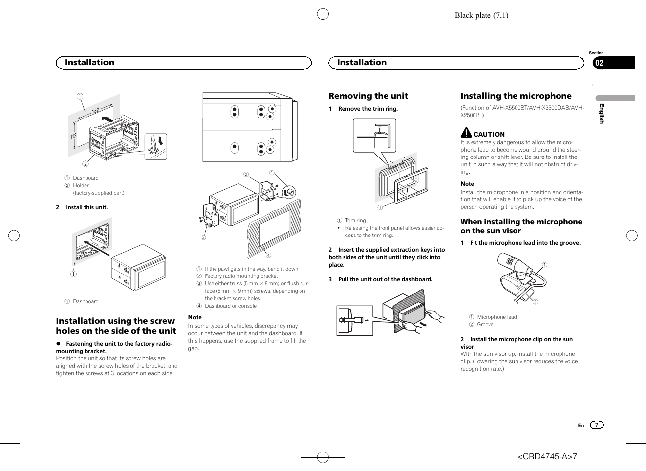 Wiring Diagram For Pioneer Avh X2500bt