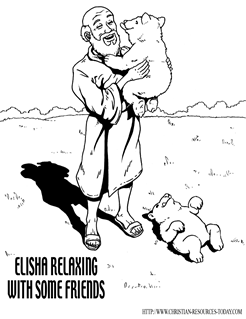 printable easter coloring pages: Bible Coloring Page