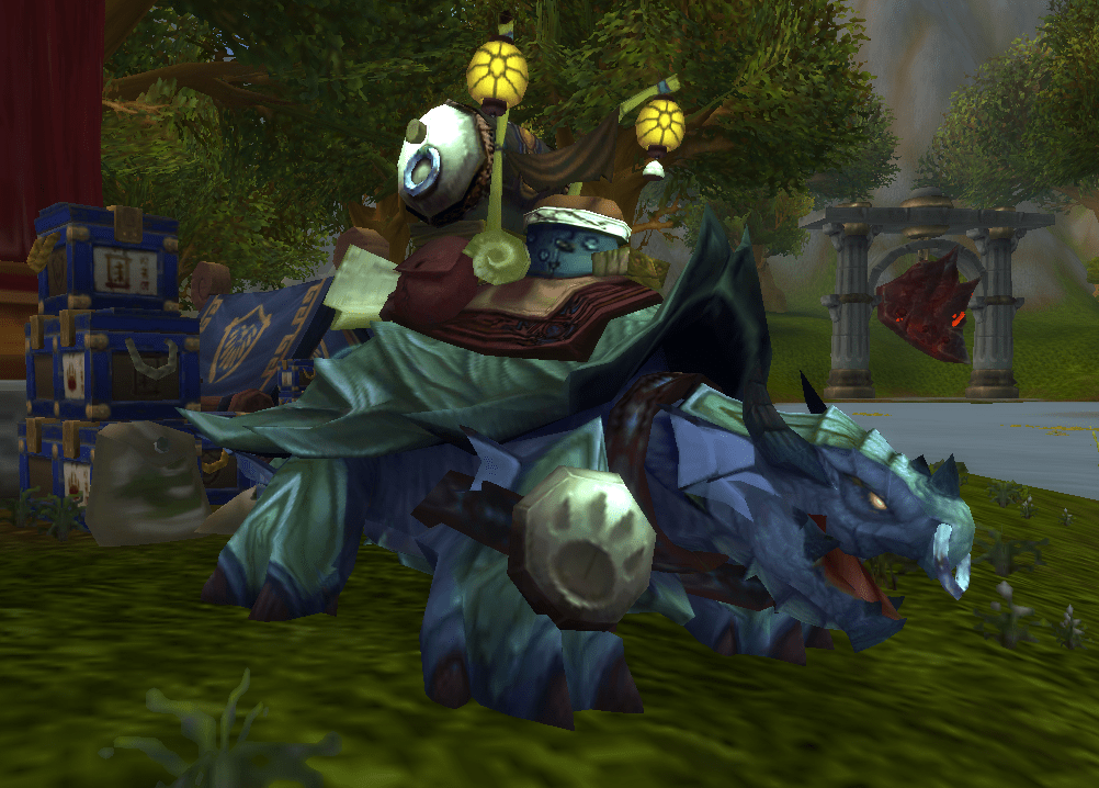 Water Strider Mount Azure Wow