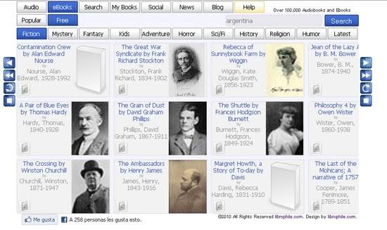 Libros Online Gratis: Libros Digitales (ebooks) Descarga