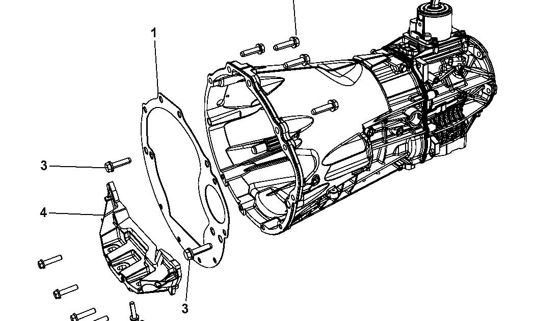2008 Jeep Wrangler Manual Transmission