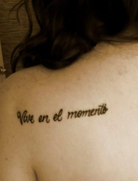 Frases Cortas Bonitas Tatuajes Klewer W