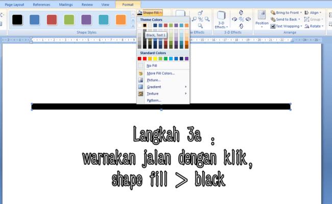 Moshims Cara Buat Kad Kahwin Guna Microsoft Excel Cute766