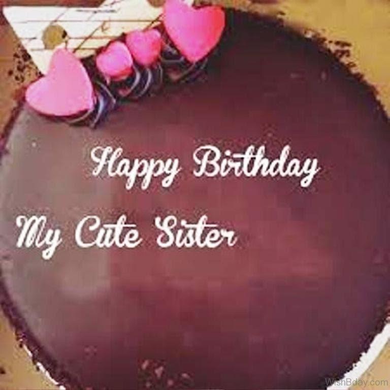 Inspirational Happy Birthday My Sister Image Soaknowledge
