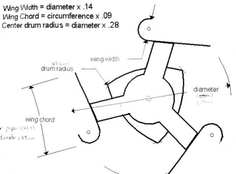 Koller: Diy vertical windmill generator