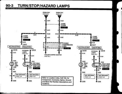 [DIAGRAM] F350 Super Duty Fuse Diagram Brakelights
