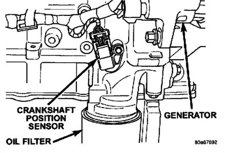 01 Eclipse Camshaft Position Sensor Wiring Diagram