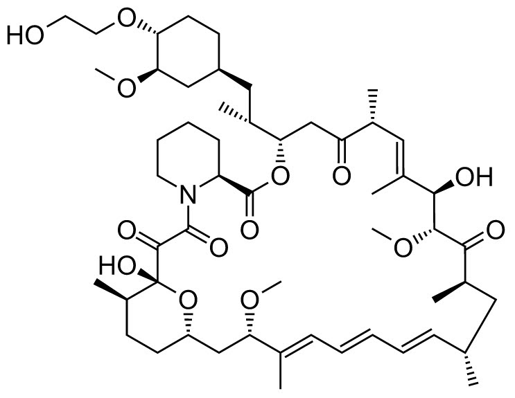 AMICOR: everolimus (AKA RAD001)