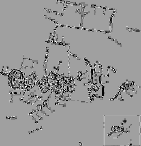 Wiring Diagram: 30 John Deere 830 Parts Diagram