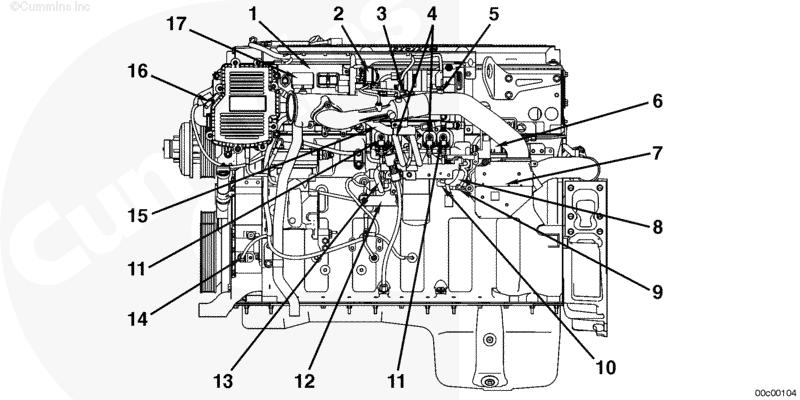Cummins Diesel Engine Isx Egr Wiring Manual