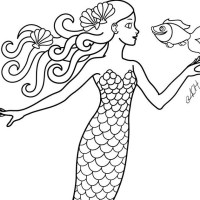 Malvorlagen Barbie Meerjungfrau   Aiquruguay