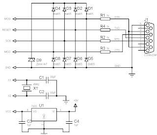 Parallel Port Diagram Circuit Diagram wiring diagram