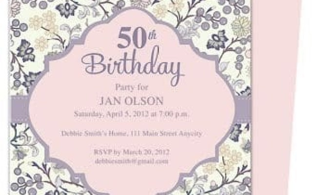 Contoh Invitation Letter Birthday Party Contoh Niku Cute766
