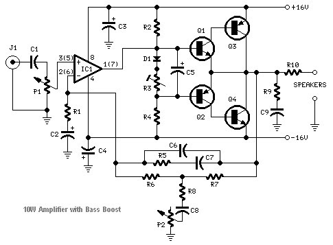 newyork gps: Surround Sound Circuit Diagram Download