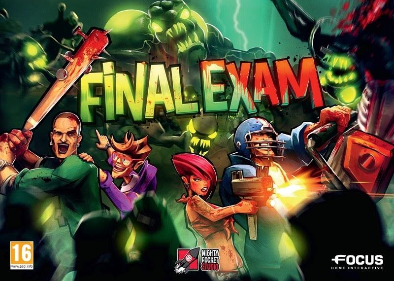 Download Game Final Exam FULL SKIDROW Eno Komputer