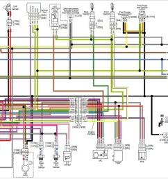 simple chopper wiring diagram ignition [ 1227 x 792 Pixel ]