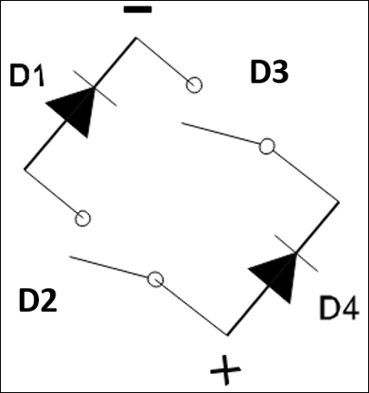Bridge Diode Circuit Diagram