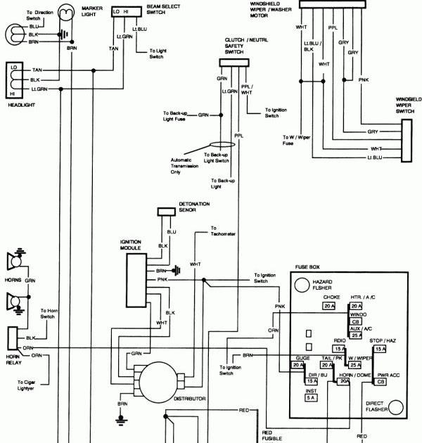[DIAGRAM] 93 C1500 Ignition Wiring Diagram Picture