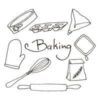 kitchen: Easy Kitchen Equipment Drawing