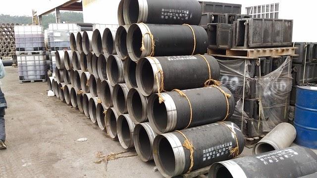 陳土水(Two-Three Chen) 工程人生: 污水管材-聚酯樹脂混凝土管(PRPC)