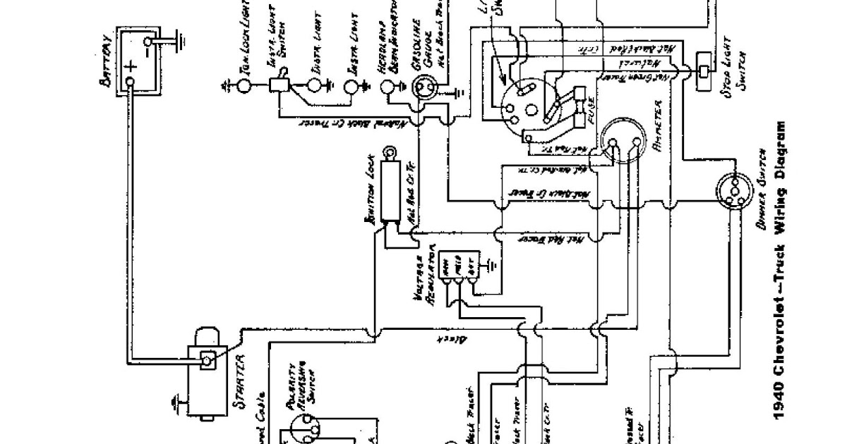 1968 Chevy Camaro Ignition Switch Wiring Diagram
