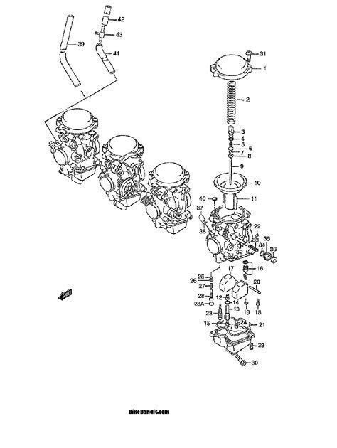 Link Download suzuki gs500f bk232 parts manual catalog