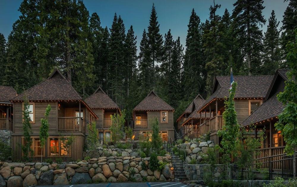 cabins cottages near me: Cedar Crest Cottages Homewood CA