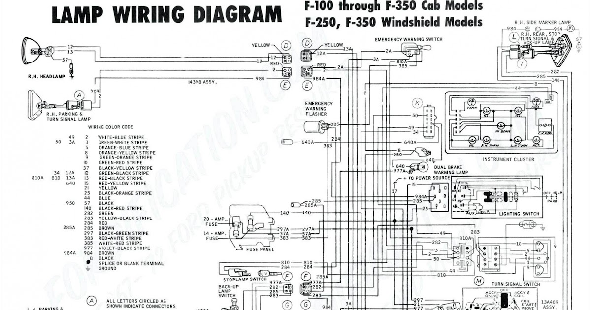 1979 Ford Truck Wiring Harnes