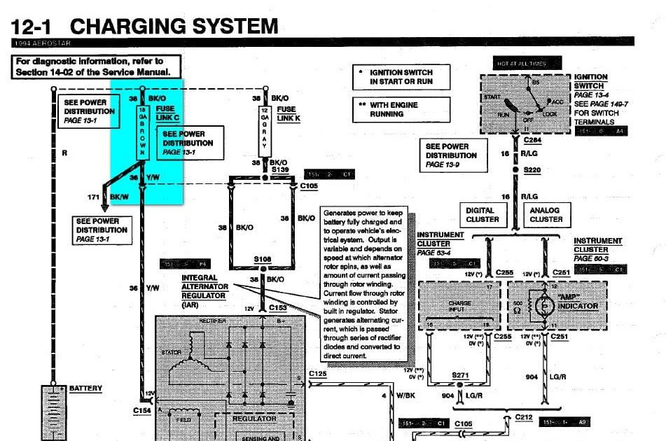 94 F150 Radio Wiring Diagram / 35 2001 Ford F150 Radio