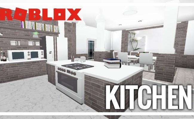 Bloxburg Modern Kitchen Ideas