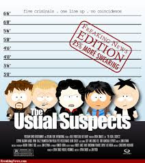 resamovie: 推薦電影:刺激驚爆點 The Usual Suspects (1995)