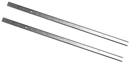 POWERTEC 128036 12-1/2-Inch HSS Planer Knives for Porter