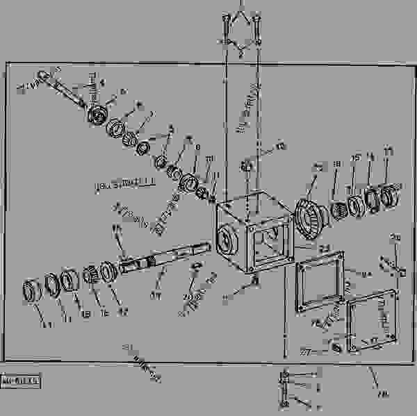 Wiring Diagram Database: John Deere F935 Parts Diagram