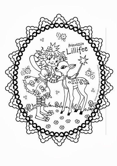 Malvorlagen Lillifee Gratis Ausdrucken - Catherine Miller